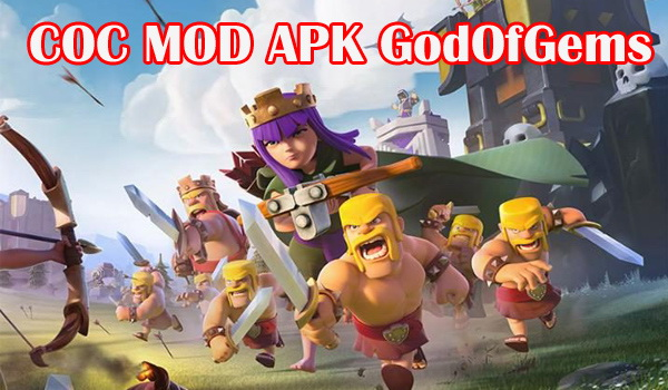 clash of clans god of gems