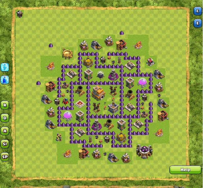 th7 war base
