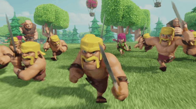 Save Money Attack in Clash of Clans