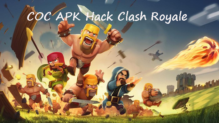 coc hack Clash Royale
