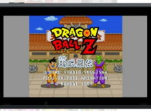 Dragon Ball Z Game
