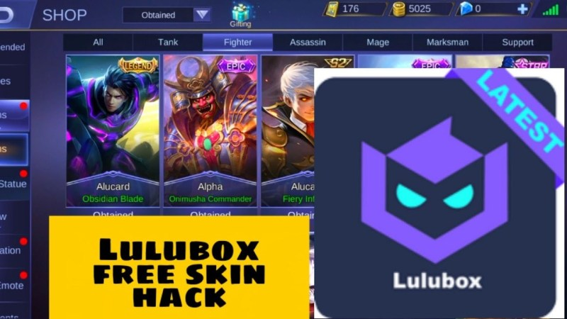 Lulubox Mobile Legends