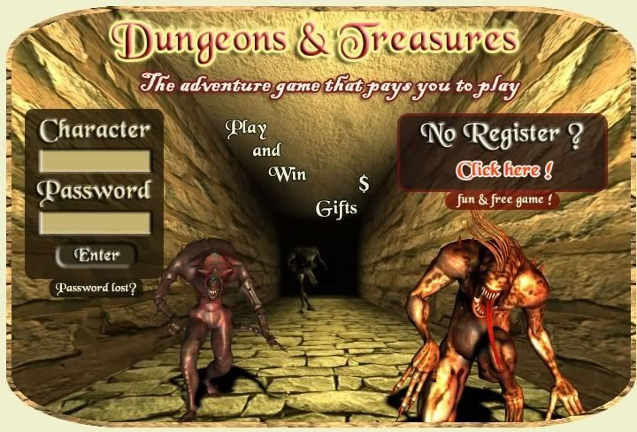 Dungeons & Treasures