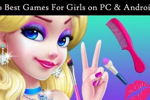 Games For Girls on PC
