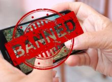 Free Fire banned