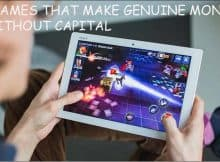 9 GAMES THAT MAKE GENUINE MONEY WITHOUT CAPITAL