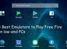3 Best Emulators to Play Free Fire on low-end PCs