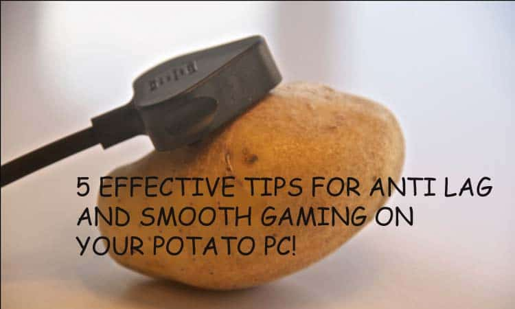 5 EFFECTIVE TIPS FOR ANTI LAG