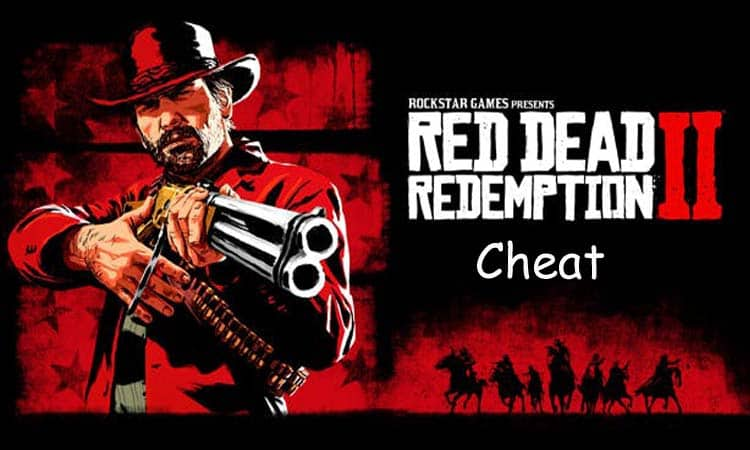 Red Dead Redemption cheat