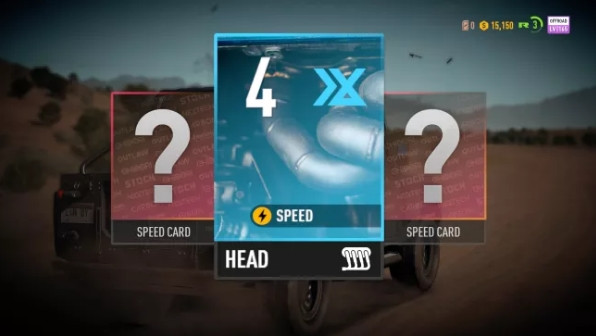 Speed Cards Collection