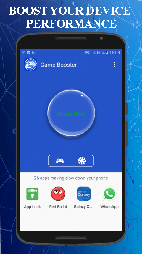 Game Booster Phone Cooler